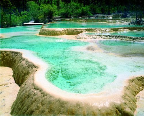 神仙池景区